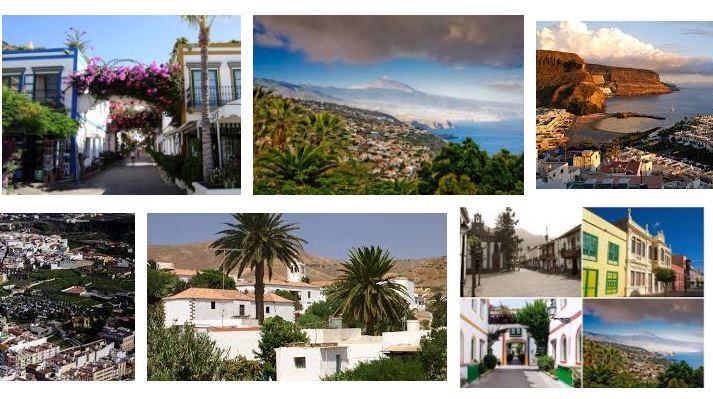 pueblos mas bonitos de las Islas Canarias