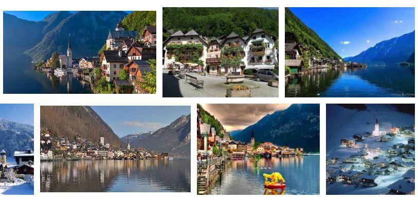 pueblos mas bonitos austria