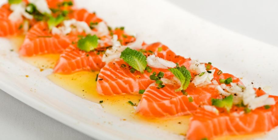 salmon noruego comida tipica de noruega