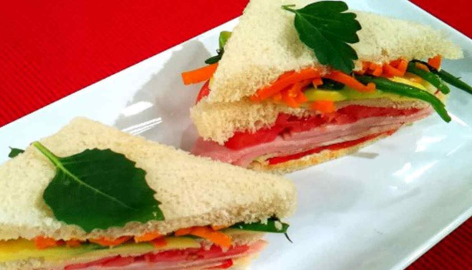 sandwich olimpico uruguayo