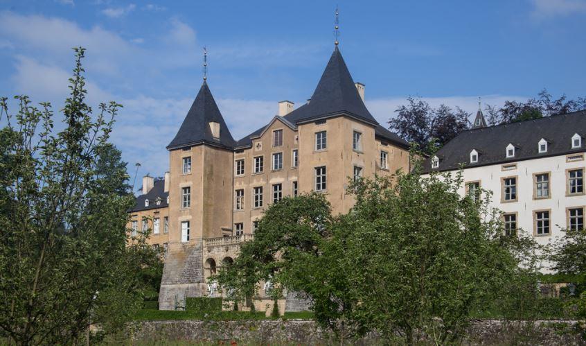 Ansembourg castillos