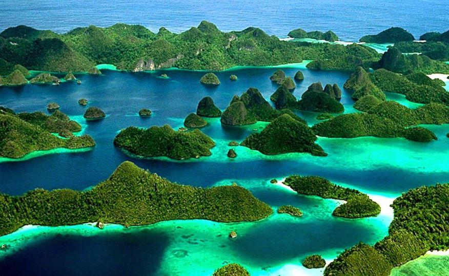 Arrecife de Raja Ampat