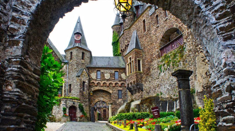 Castillo de Cochem