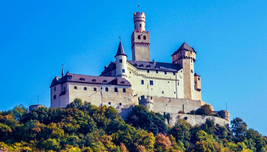 Castillo de Marksburg
