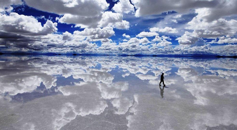 paisajes del mundo El Salar de Uyuni