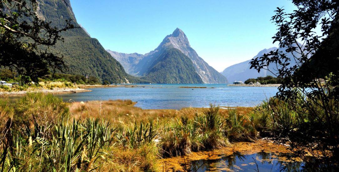 Fiordland Los fiordos de Nueva Zelanda