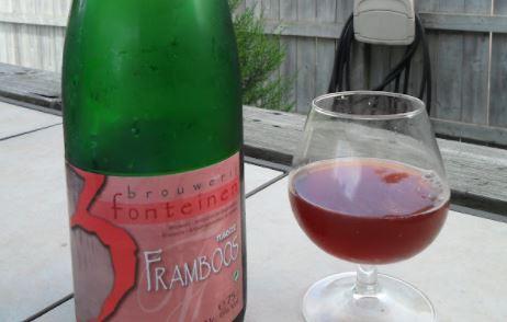 Framboos beer