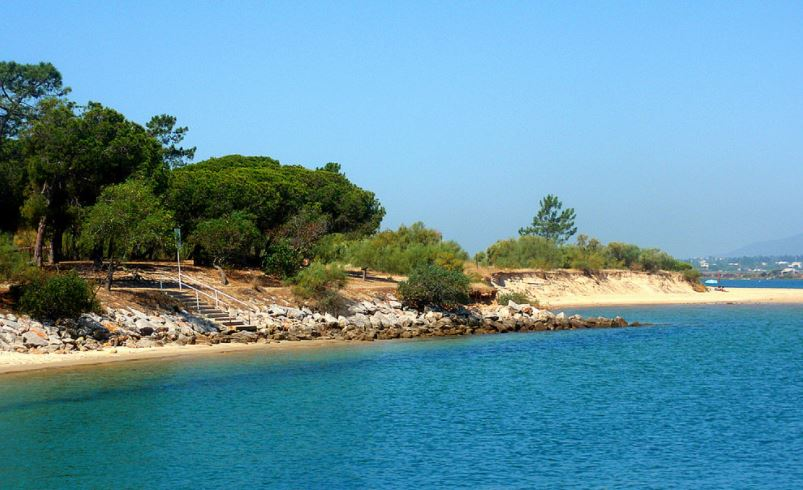 islas portuguesas Ilha da Tavira