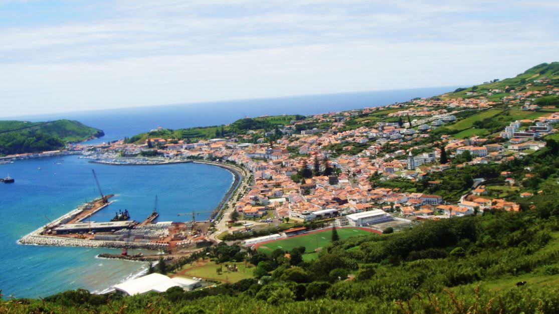 islas de portugal Isla de Faial