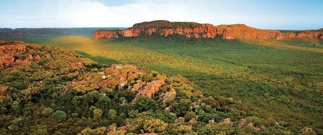 Kakadu Lastierras salvajes de Australia