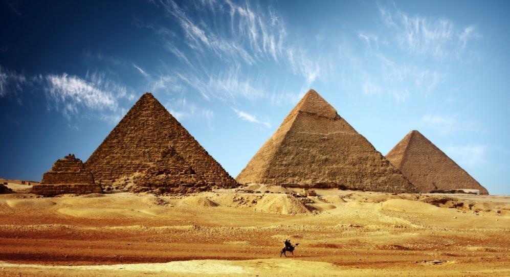 La Gran Piramide de Giza