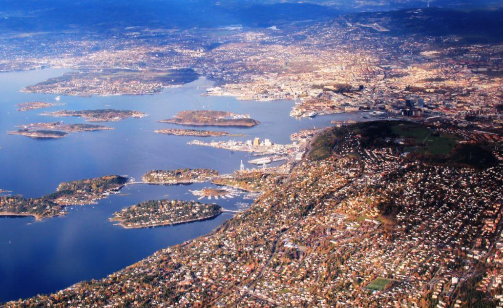 Las Ciudades importantes de Noruega