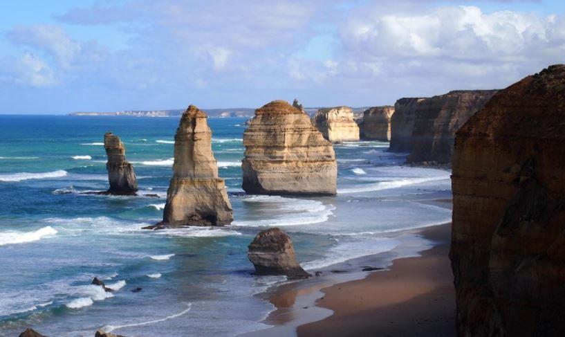 Los Doce Apostoles de Australia