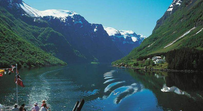 Naeroyfjord los fiordos mas bonitos de noruega