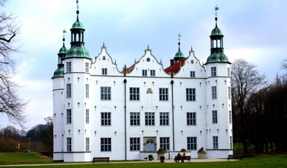 Palacio de Ahrensburg