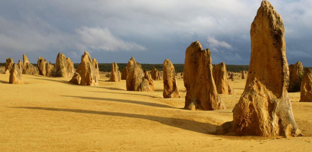 paisajes increibles The Pinnacles