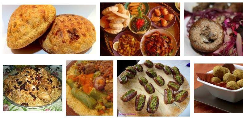 comidas tipicas de arabia saudi