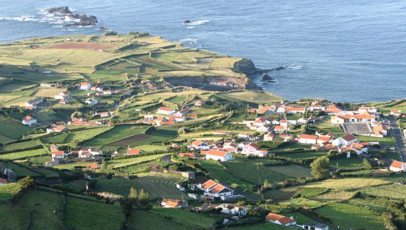 isla de portugal isla de las flores