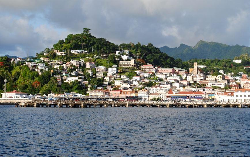 isla granada caribe