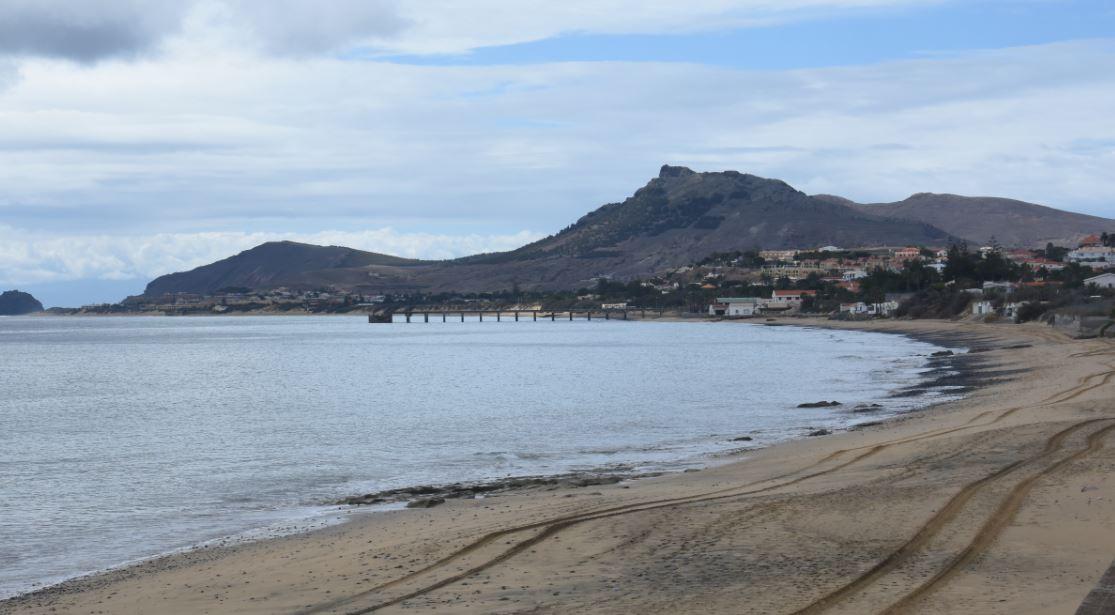 isla portugal isla porto santo