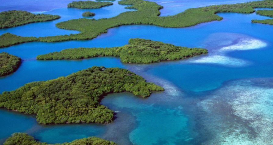 islas de america