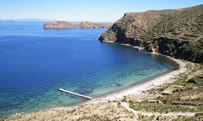 islas del sol bolivia
