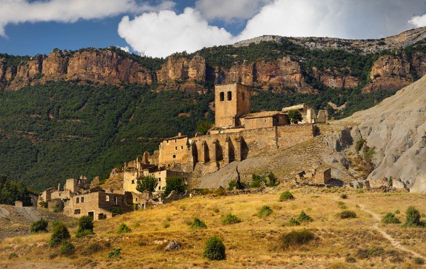 pueblos abandonados en espana