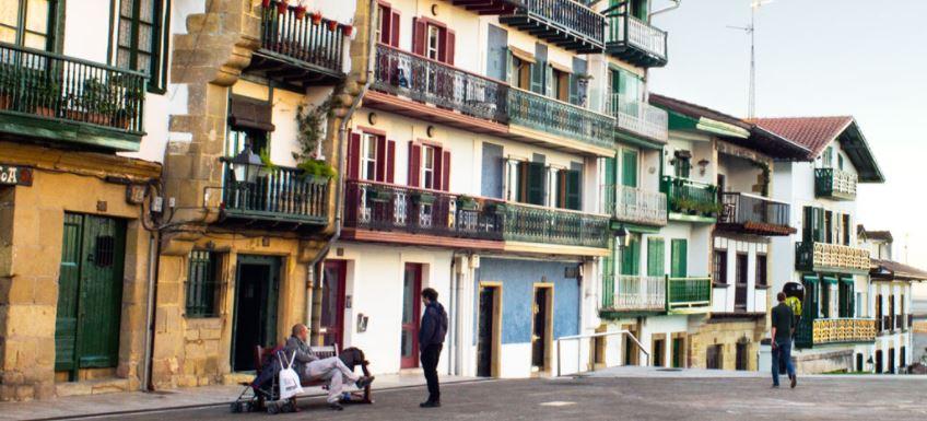 pueblos bonitos Guipuzcoa