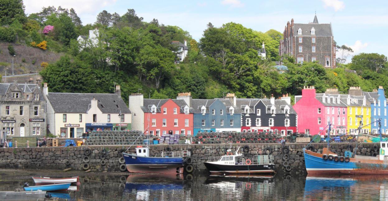 Los pueblos mas bonitos de Escocia