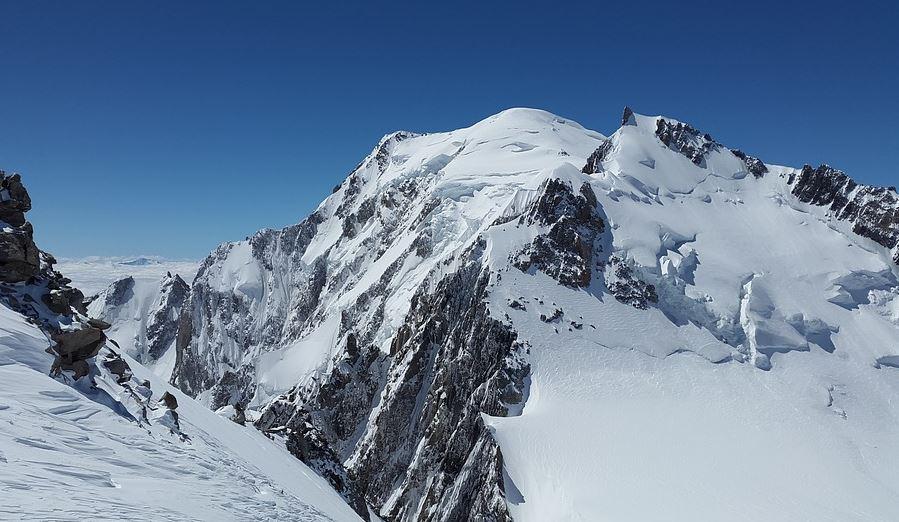 montañas de europa Mont Blanc o Monte Bianco