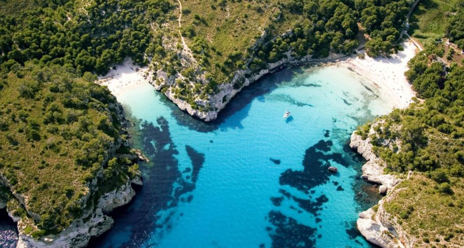 belleza islas baleares