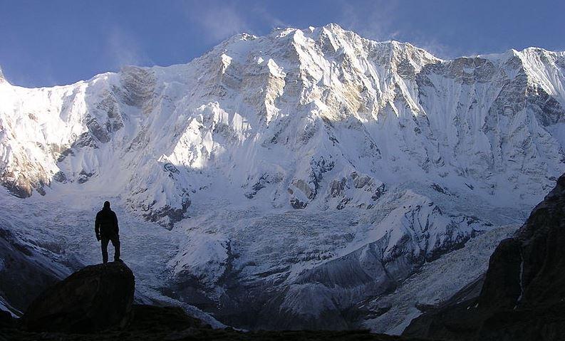 montes mas altos del mundo Annapurna I