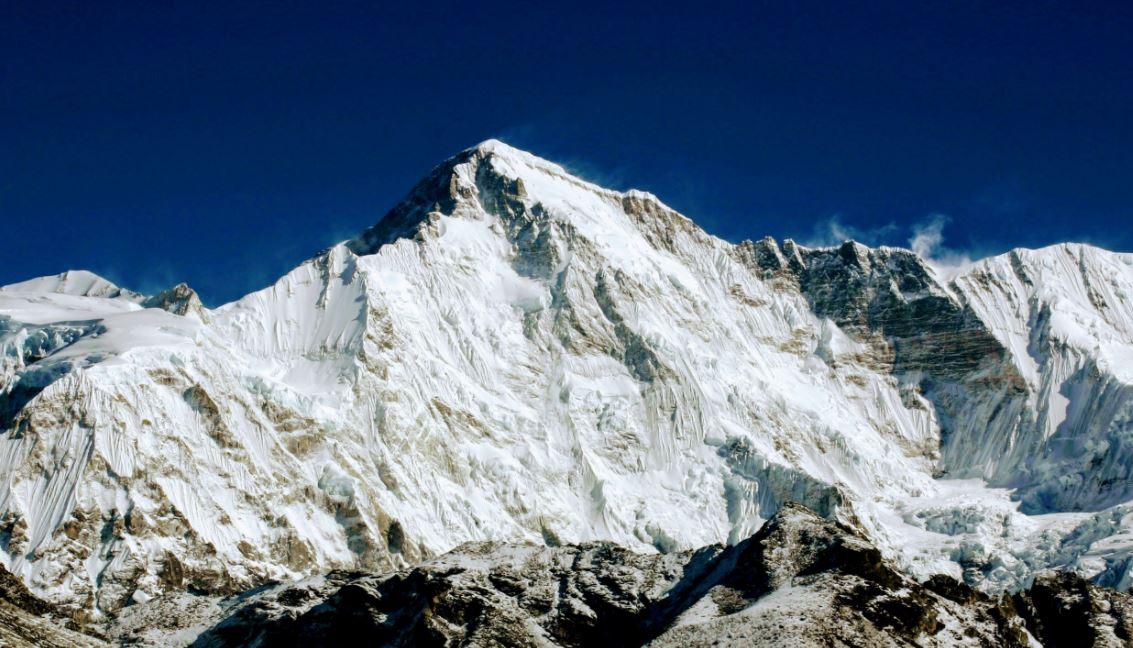 montañas famosas Cho Oyu