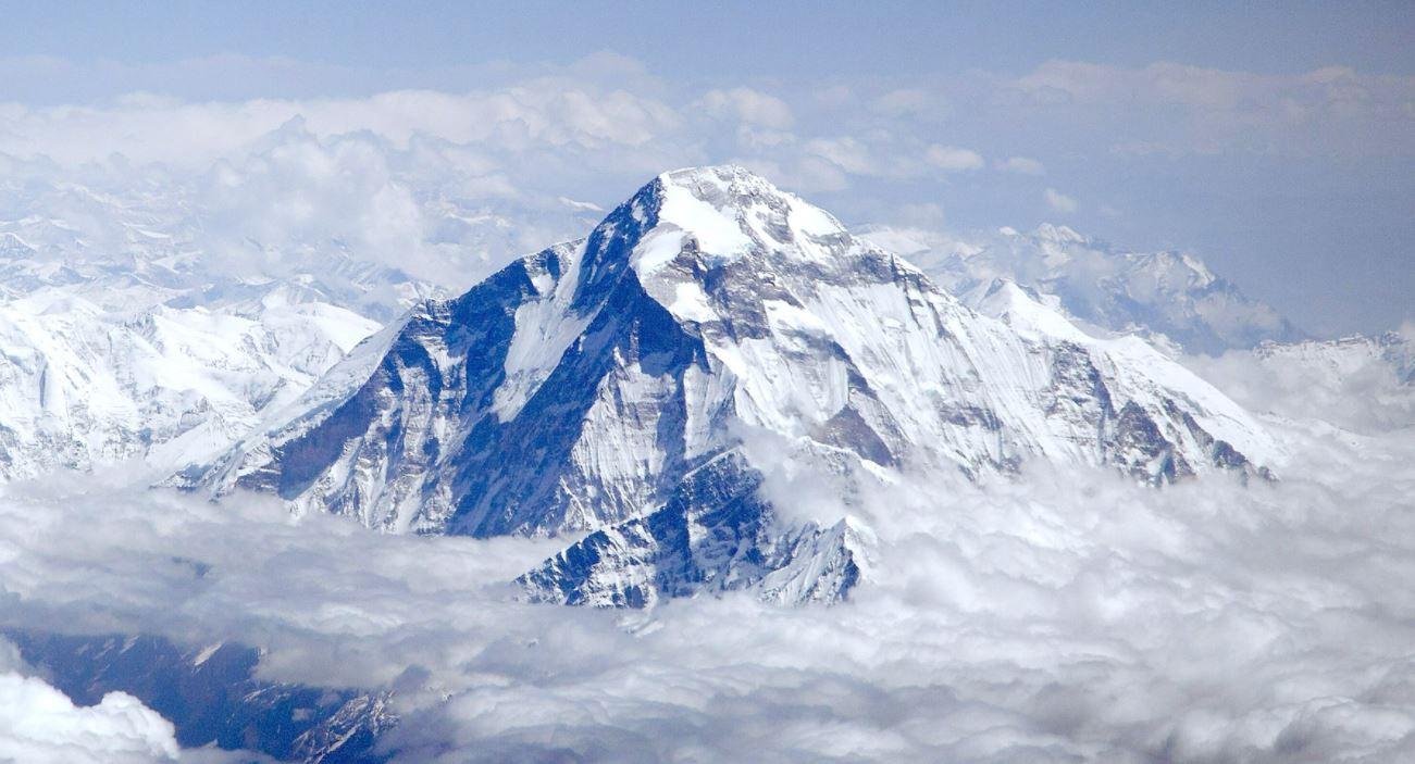 picos mas altos del mundo Dhaulagiri