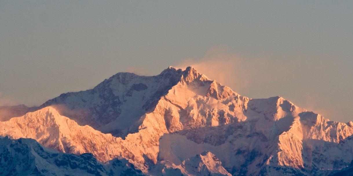 nombres de montañas Kanchenjunga