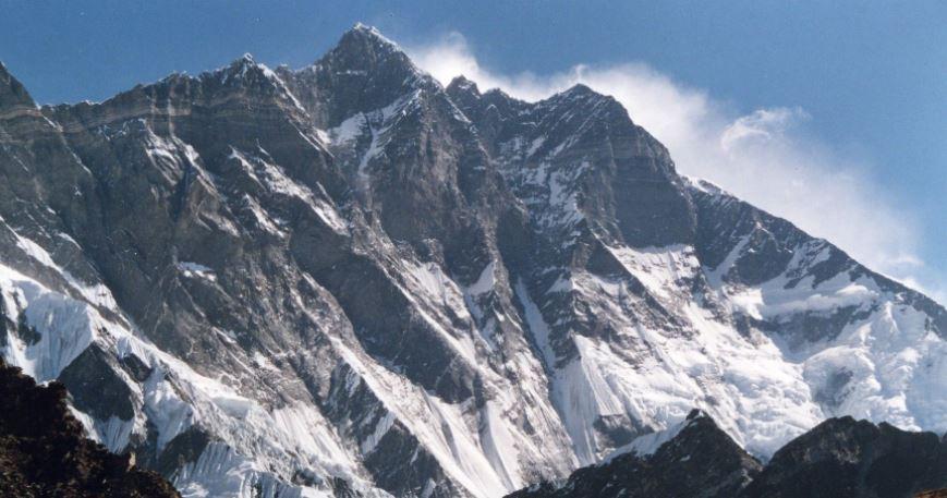 principales montañas del mundo Lhotse