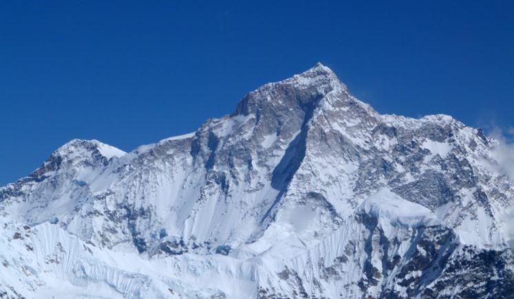 imagenes de montañas del mundo Makalu