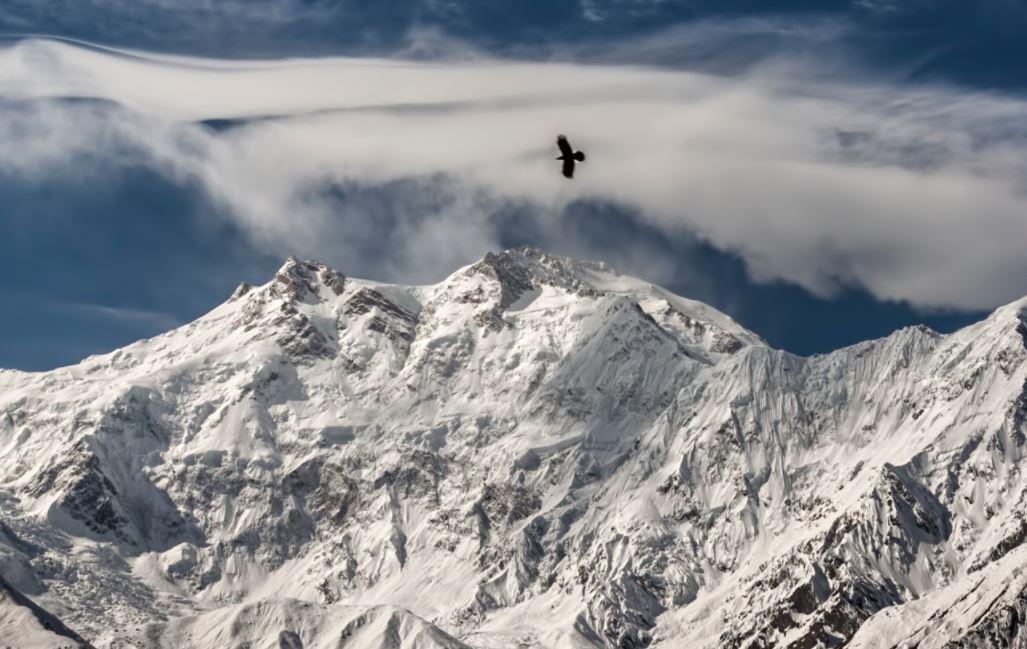el punto mas alto de la tierra Nanga Parbat