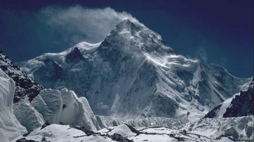montañas mas altas del mundo K2