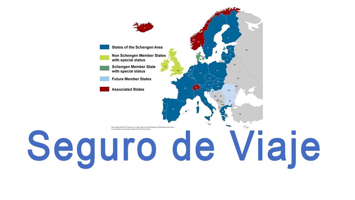 Seguro de viaje Schengen