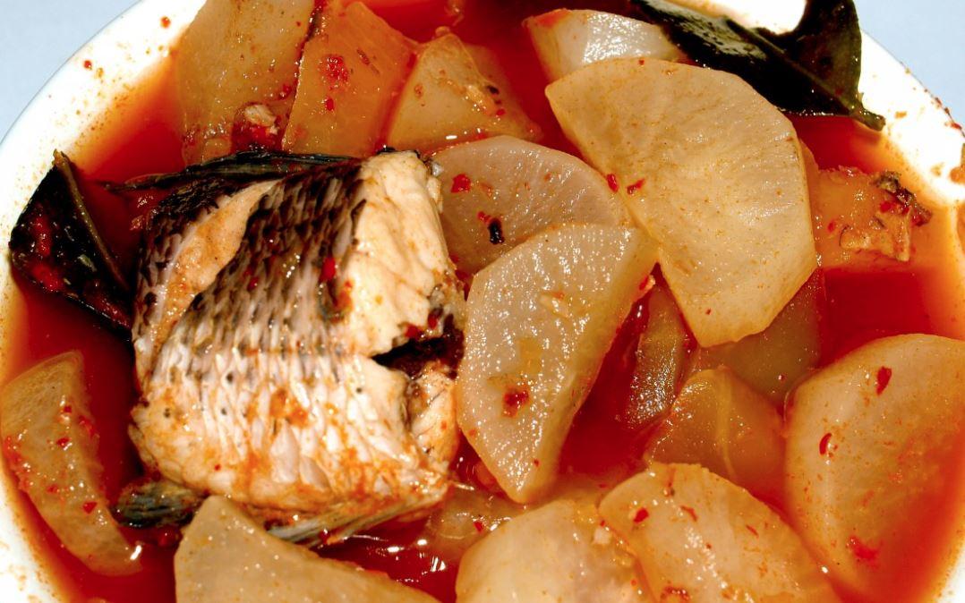caldeirada de pescado platos típicos de galicia