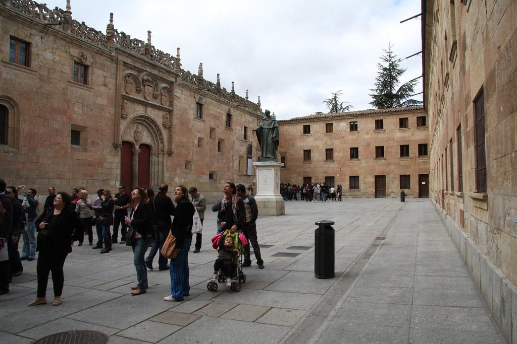 visitar Universidad de Salamanca