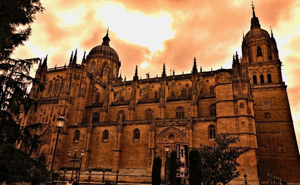 visitar catedral de salamanca